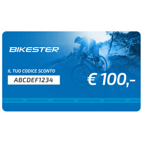 Bikester Carta regalo 100 €